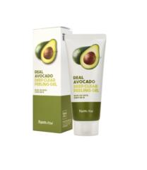Farm Stay - Пилинг-гель Real Avocado, 100 мл