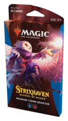 Тематический бустер выпуска «Strixhaven: School of Mages» (факультет «Prismari»)