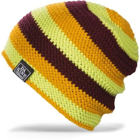 Картинка шапка-бини Dakine Waldo Hot Lime Harvest - 1
