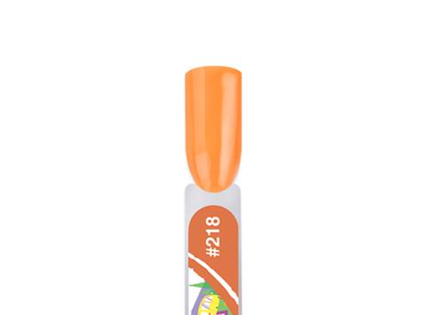BF218-4 Гель-лак для покрытия ногтей. Spring Picnic #218 Булочка с корицей