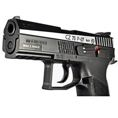 Пневматический пистолет CZ 75 P-07 DUTY (Блоубэк)