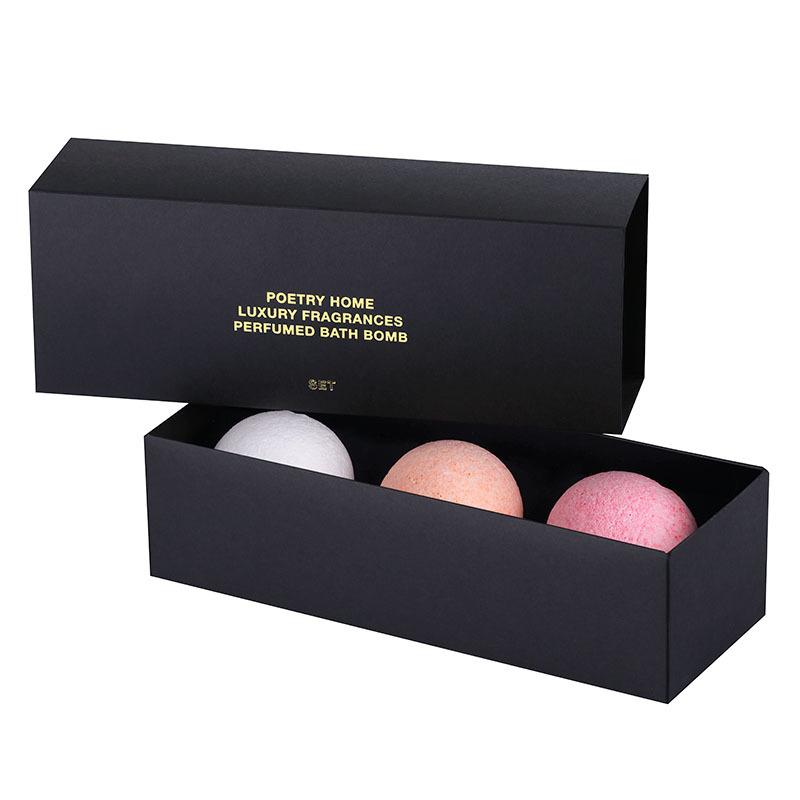 Набір парфумованих SPA-бомбочок для ванн з ароматами Poetry Home