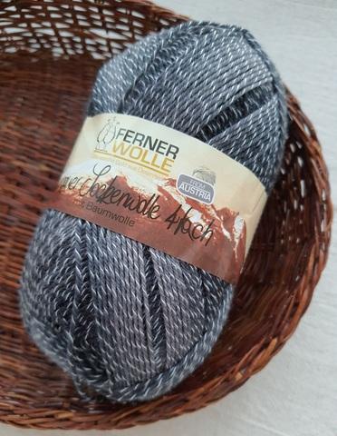 Ferner Wolle Lungauer mit Baumwolle 410 купить