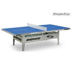 Теннисный стол OUTDOOR Premium 10 синий