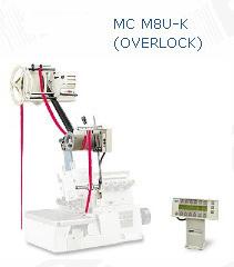 Фото: Устройство для верхней подачи резинки (тесьмы) с размотчиком, в сборе. Под оверлок MC M8U-K