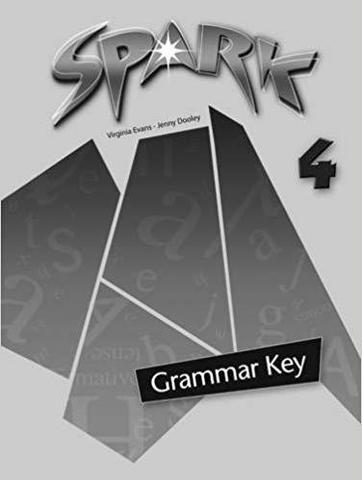 SPARK 4 Grammar Book Key