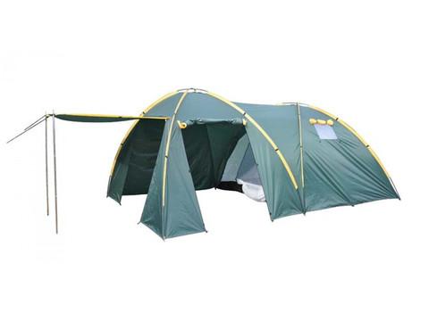 Палатка туристическая четырёхместная GREEN SEASON Karelia 4