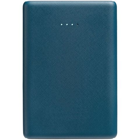 Uniscend Full Feel Color Power Bank 5000 mAh, dark blue