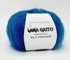 Silk Mohair Lana Gatto 7263 (Морская волна)