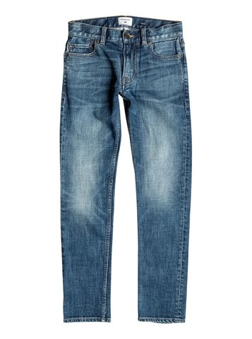 Джинсы подрост QUIKSILVER DISTORSMEDBLAWY B PANT BYGW MEDIUM BLUE