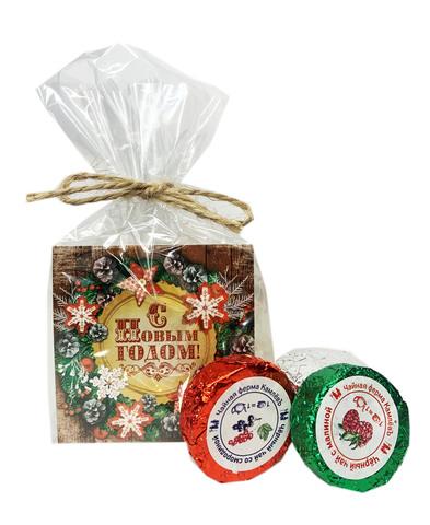 Новогодний подарок чайный набор № 3