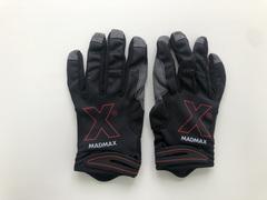Перчатки для кроссфита MadMax
