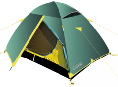 Палатка Tramp Scout 2 (V2) (зеленый)