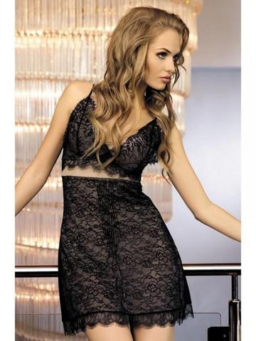 Сорочка женская с кружевом  MIA-MIA Elegance ЭЛЕГАНС 2001