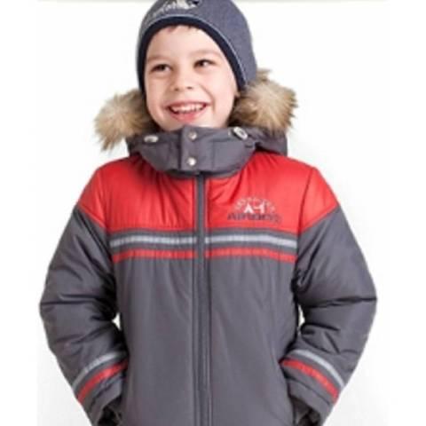 КТ108 Куртка для мальчика Зима