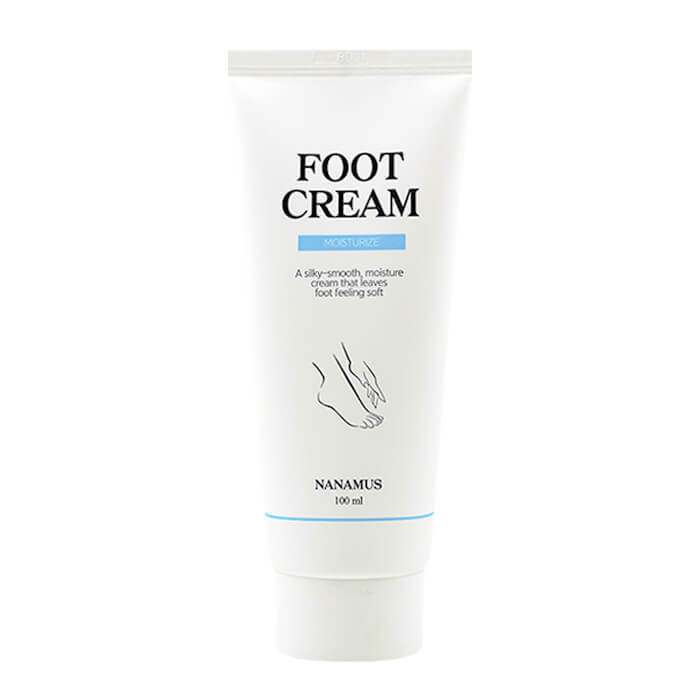 Крем Для Ног (Nanamus Foot Cream)