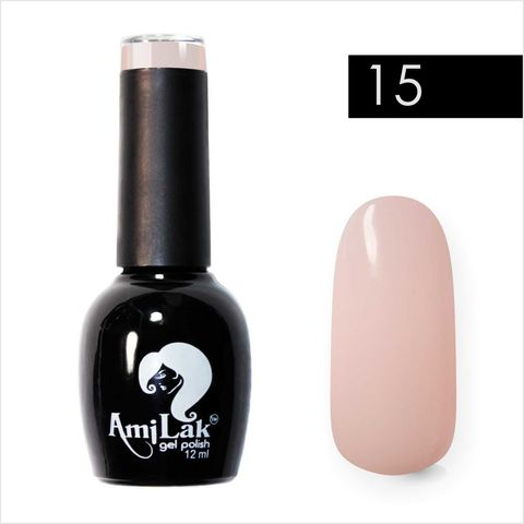 AmiLak Color Gel Polish №015