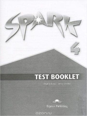 SPARK 4 Test Booklet