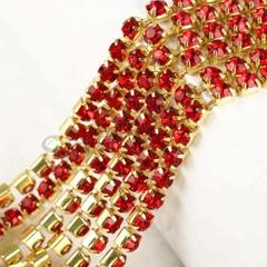 Купить стразовую цепочку в Санкт-Петербурге оптом недорого