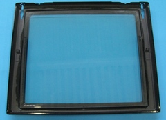 Внутренняя панель с двумя стеклами дверки духовки плиты GORENJE 650221, 690803