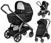 Коляска 3 в 1 Peg Perego Book SL Modular Black Shine