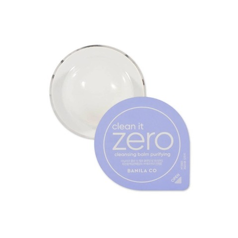 Banila Co Co Clean It Zero Cleansing Balm Purifying успокаивающий очищающий бальзам для чувствительной кожи