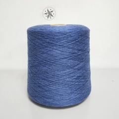 Biella Yarn by Sudwolle, Victoria, Меринос 100%, Джинс, 2/30, 1500 м в 100 г