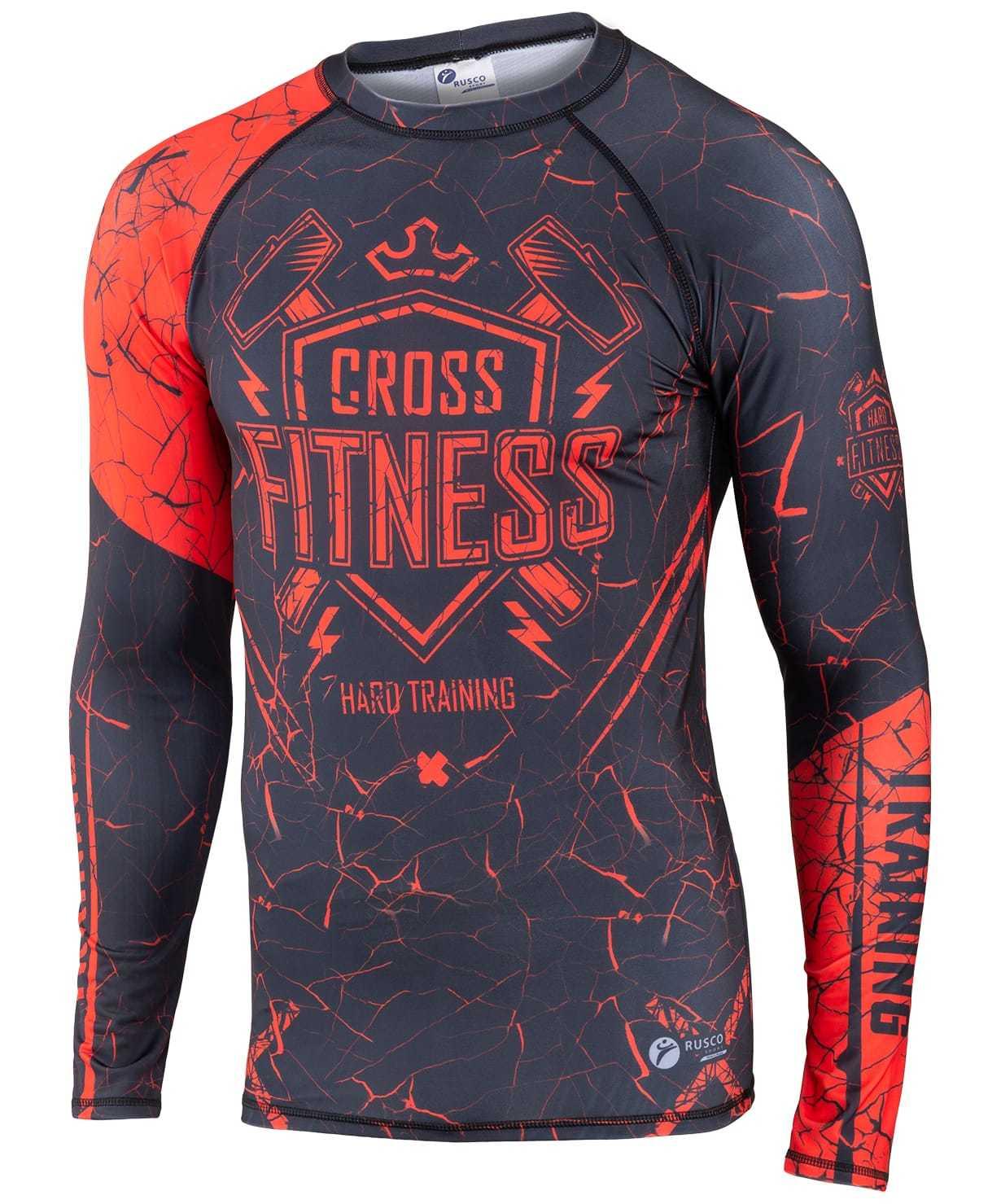 Рашгарды и шорты Рашгард для MMA Cross Fitness, взрослый 7e7a1a0f63f855216904b79798119486.jpg