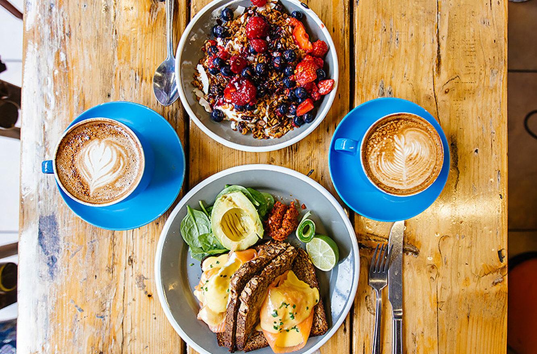 Завтрак в гостях у Sobremesa фото