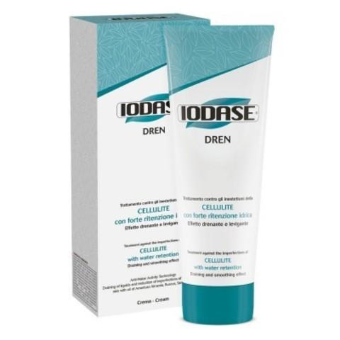 Natural Project Iodase: Дренажный антицеллюлитный крем (Iodase Dren), 220мл