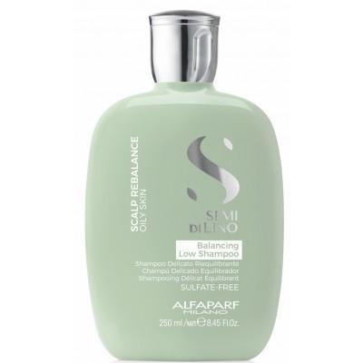 Alfaparf Milano SDL Scalp: Балансирующий шампунь (Balancing Low Shampoo), 250мл