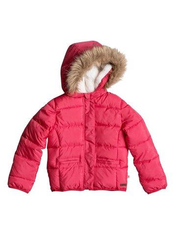 Куртка дет Roxy WHAT K JCKT MLR0 PARADISE PINK