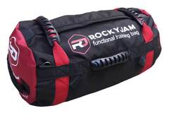 Сэндбэг RockyJam S (15-45 кг) красная с резиновыми ручками