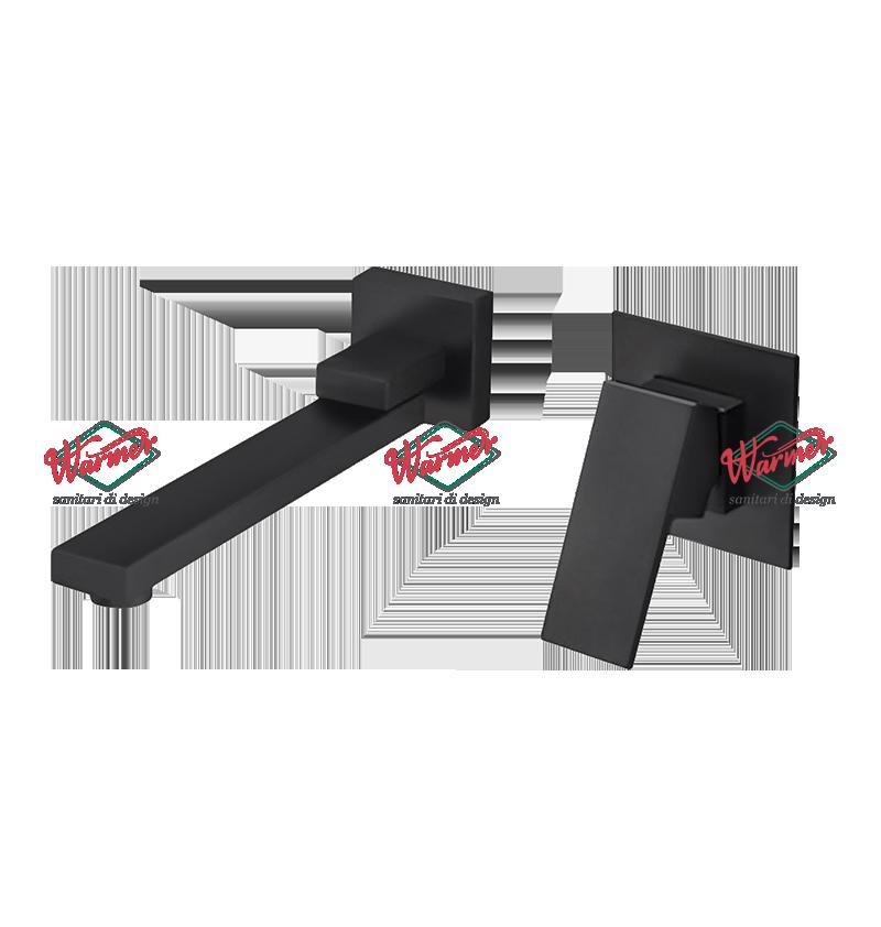 Смесители скрытого монтажа Встраиваемый смеситель для раковины Warmer Black Line 259060 BL617-2.png