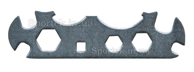 Универсальный стальной велосипедный ключ 10 в 1