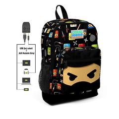 Çanta \ Сумка \ Bag CORAL HIGH SIRT ÇANTA(USB+AUX SOKETLİ) 23285