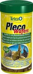 Корм-пластинки для донных рыб, TetraPleco Veggie Wafers, с добавлением цуккини