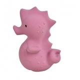 Игрушка прорезыватель/для ванны из каучука Морской Конек