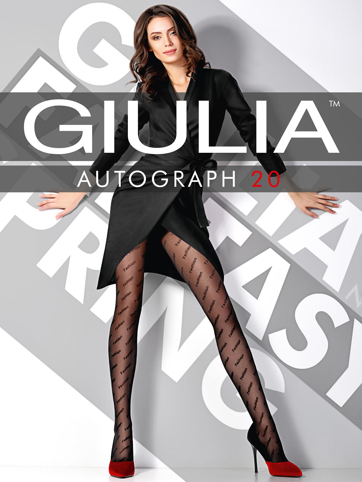 Колготки Giulia AUTOGRAPH 01