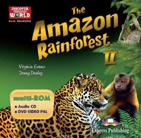 The Amazon Rainforest 2. Student's multi-ROM (для учителя)
