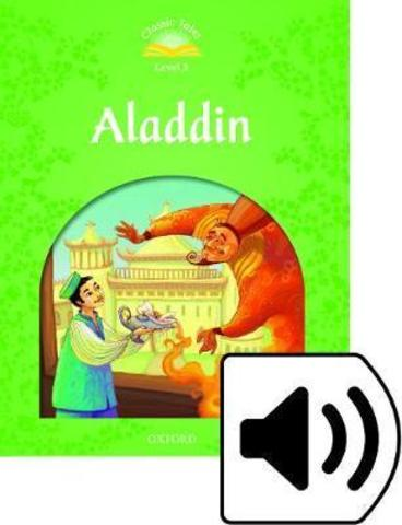 Classic Tales Second Edition: Level 3: Aladdin Audio Pack