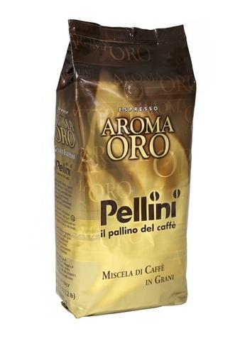 Кофе в зёрнах Pellini Aroma ORO Gusto Intenso
