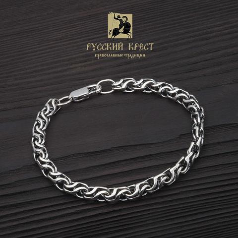 Браслет из серебра женский