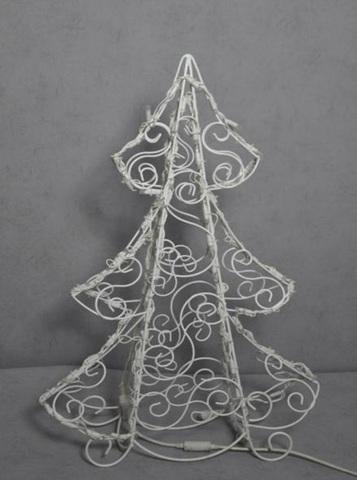 Фигура елки новогодняя рождественская фигура