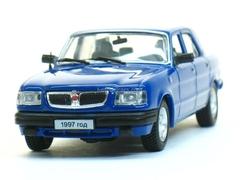 GAZ-3110 Volga 1997 1:43 Nash Avtoprom
