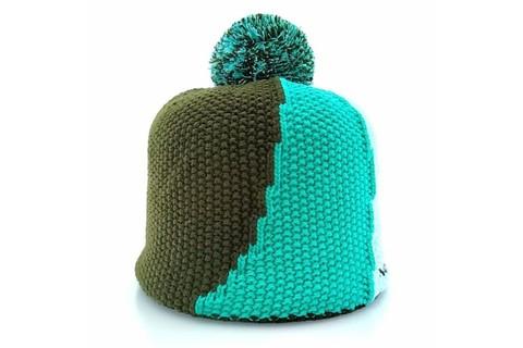 Шапка Nordski Knit Colour Green