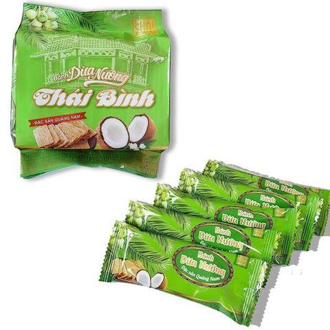 Кокосовые крекеры Thai Binh - Коробка 20х180 гр.