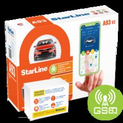 Автосигнализация StarLine A93 v2 GSM