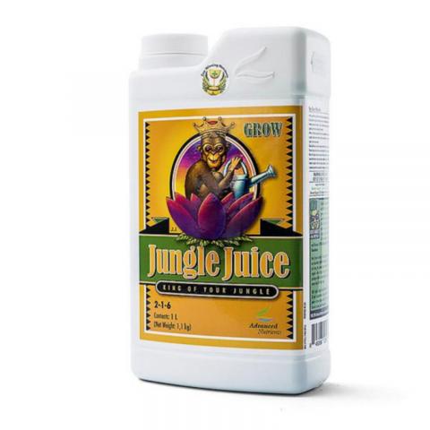Удобрение Advanced Nutrients Jungle Juice Bloom 1л