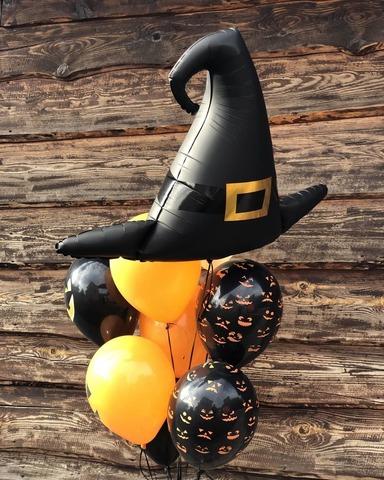 Набор шаров на Хэллоуин №11